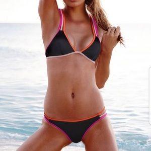 Victoria's Secret the Strappy Cheeky Bikini Set